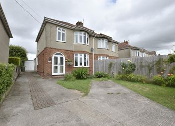 Thumbnail 3 bedroom semi-detached house for sale in Mount Hill Road, Hanham