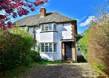 Thumbnail 3 bed semi-detached house for sale in Gregory Road, Hedgerley, Buckinghamshire