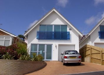 Thumbnail 3 bedroom detached house for sale in Partridge Drive, Lilliput, Poole, Dorset