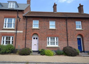 Thumbnail 3 bed terraced house for sale in Dunnabridge Street, Poundbury, Dorchester