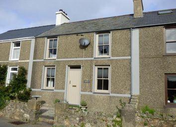 Thumbnail 3 bed terraced house for sale in Llanbedrog, Gwynedd