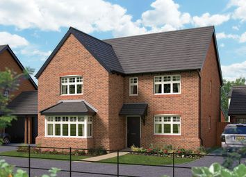 "Thumbnail 5 bed detached house for sale in ""The Arundel"" at Harbury Lane, Heathcote, Warwick"