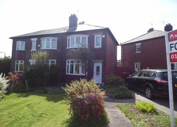 Thumbnail 3 bed semi-detached house to rent in Sledmere Road, Scawsby, Doncaster