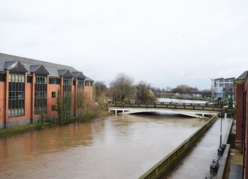 Thumbnail 2 bed flat to rent in Full Street, Derby