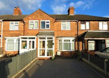 Thumbnail 2 bed terraced house for sale in Arkley Road, Hall Green, Birmingham