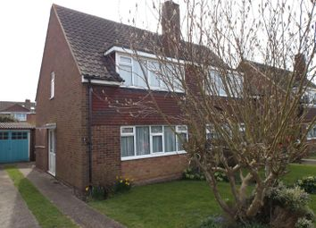 Thumbnail 3 bed property to rent in Ramsey Close, Canterbury
