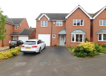 Thumbnail 4 bedroom detached house for sale in Portland Way, Kings Clipstone, Mansfield