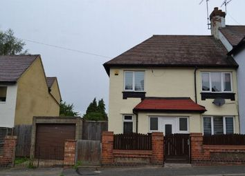 Thumbnail 2 bed semi-detached house for sale in Malcolm Road, Kingsley, Northampton