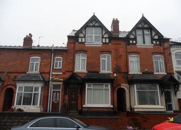 Thumbnail 1 bed flat to rent in Crocketts Road, Handsworth, Birmingham