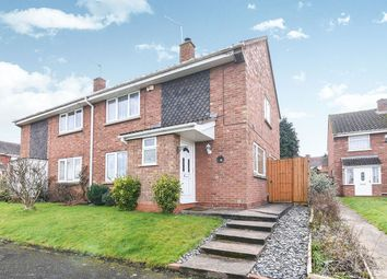 Thumbnail 3 bed semi-detached house for sale in Winslow Avenue, Droitwich