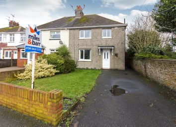 Thumbnail 3 bed semi-detached house for sale in Rumfields Road, Broadstairs