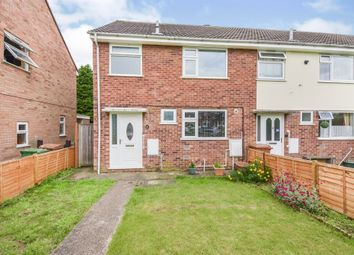 Thumbnail 3 bed end terrace house for sale in Edendale Road, Melton Mowbray