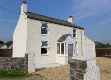 Thumbnail 3 bed detached house for sale in New Wells Road, Hill Mountain, Houghton, Milford Haven