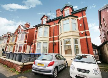 Thumbnail 1 bed flat for sale in Hornby Road, Blackpool, Lancashire