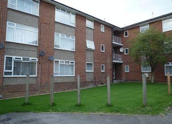 Thumbnail 3 bed flat to rent in Sandringham Court, Burnham, Slough