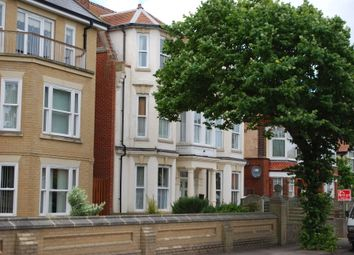 Thumbnail 1 bedroom flat to rent in Kirkley Cliff Road, Lowestoft