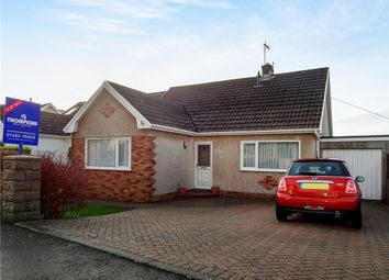 Thumbnail 4 bed detached bungalow for sale in Chestnut Drive, Danygraig, Porthcawl
