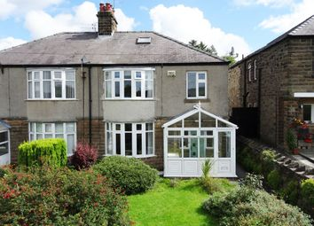 Thumbnail 4 bed property for sale in Greenaway Lane, Hackney, Matlock, Derbyshire