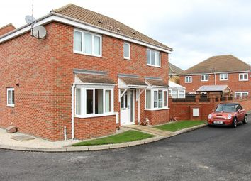 Thumbnail 3 bedroom detached house for sale in Woodcote Close, Peterborough