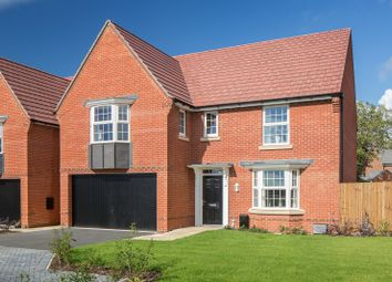 Thumbnail 4 bed detached house for sale in St James Place, Chalton Lane, Clanfield