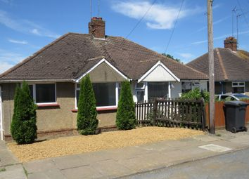 Thumbnail 2 bed semi-detached bungalow for sale in Fullingdale Road, Abington, Northampton