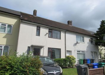 Thumbnail 2 bed terraced house for sale in Marden Road, Wythenshawe, Manchester