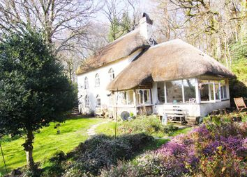Thumbnail 2 bed detached house for sale in Chagford, Newton Abbot
