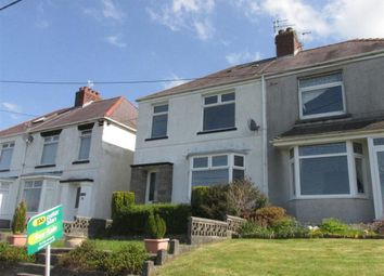 Thumbnail 3 bedroom property to rent in Carmarthen Road, Fforest, Swansea