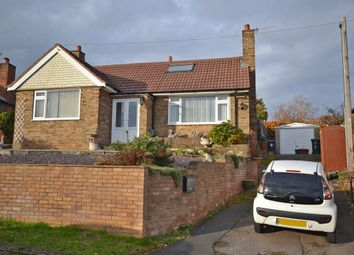 Thumbnail 2 bed detached bungalow for sale in Monks Close, Clayton, Newcastle-Under-Lyme