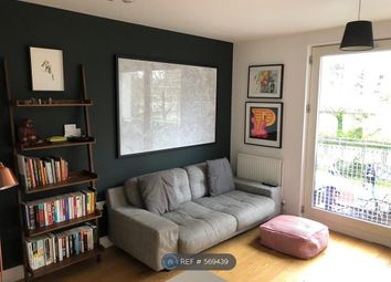 Thumbnail 1 bed flat to rent in Branch Place, London
