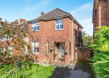 Thumbnail 3 bed detached house for sale in Chessel Crescent, Southampton