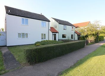 Thumbnail 4 bed detached house for sale in Flowerpot Lane, Long Stratton, Norwich