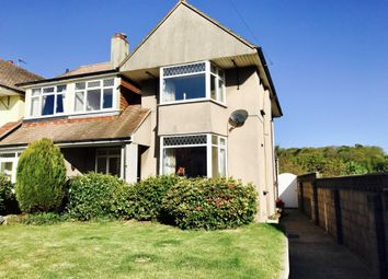 Thumbnail 3 bed semi-detached house for sale in Broadlands Road, Paignton