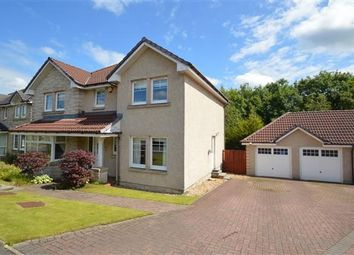Thumbnail 5 bed property for sale in Dunning Drive, Westerwood, Cumbernauld