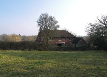 Thumbnail 5 bed detached house for sale in Lurgashall, Petworth, West Sussex
