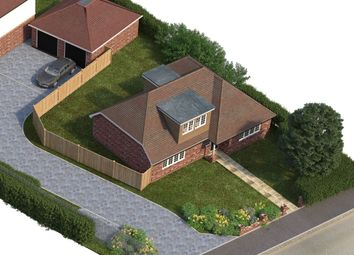 Thumbnail 4 bed bungalow for sale in Romany Court, Romany Road, Gillingham