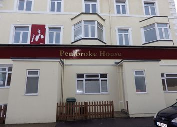 Thumbnail 2 bed flat to rent in Pembroke House, Guildhall Street, Folkestone