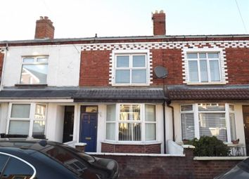 Thumbnail 2 bedroom terraced house for sale in Jocelyn Avenue, Belfast