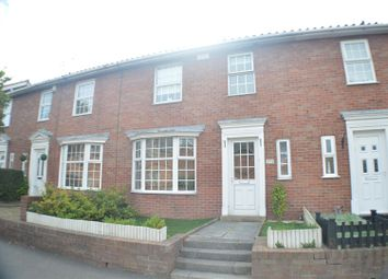 Thumbnail 3 bed town house to rent in Overleigh Road, Handbridge, Chester