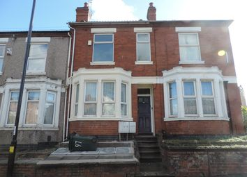 Thumbnail 3 bed terraced house to rent in Hearsall Lane, Earlsdon, Coventry