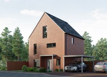 Thumbnail 4 bed detached house for sale in Highclere Gardens, Off Langley Road, Wolverhampton
