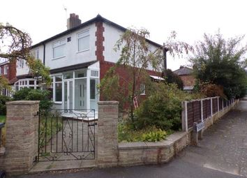 Thumbnail 3 bedroom semi-detached house for sale in Kings Road, Chorlton Cum Hardy, Manchester, Greater Manchester