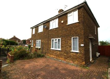 Thumbnail 3 bed semi-detached house for sale in Jubilee Crescent, Queenborough