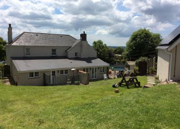 Thumbnail 6 bed country house for sale in Shebbear, Beaworthy
