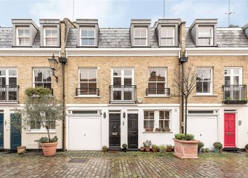 Thumbnail 4 bedroom mews house for sale in Elnathan Mews, London