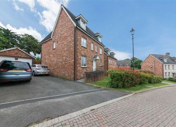 Thumbnail 5 bed detached house for sale in Alcove Wood, Chepstow, Monmouthshire