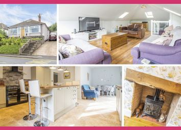 Thumbnail 3 bed detached bungalow for sale in Caerleon Road, Newport