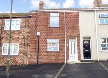 3 bed terraced house for sale in Church Street, Hesleden, Hartlepool TS27