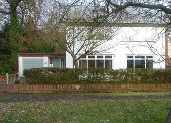 Thumbnail 4 bed detached house to rent in Heath Drive, Brookwood, Woking