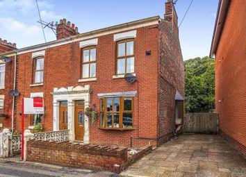 Thumbnail 3 bedroom end terrace house for sale in Higher Walton Road, Walton-Le-Dale, Preston, Lancashire